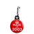 Made in 2003 - Keep Calm Birthday Year of Birth Zipper Puller