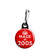 Made in 2005 - Keep Calm Birthday Year of Birth Zipper Puller