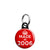 Made in 2006 - Keep Calm Birthday Year of Birth Mini Keyring