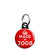 Made in 2008 - Keep Calm Birthday Year of Birth Mini Keyring