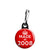 Made in 2008 - Keep Calm Birthday Year of Birth Zipper Puller