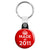 Made in 2011 - Keep Calm Birthday Year of Birth Key Ring