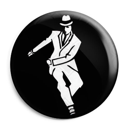 Madness - Nutty Boy Dancer Button Badge