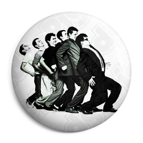 Madness - One Step Beyond Album Photo Cover Button Badge