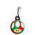 Super Mario Kart - Green and Red Mushroom Zipper Puller