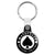 Motorhead - Born to Lose Ace of Spades Logo Key Ring