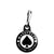 Motorhead - Born to Lose Ace of Spades Logo Zipper Puller
