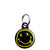 Nirvana Smiley - Kurt Cobain Grunge Mini Keyring