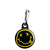 Nirvana Smiley - Kurt Cobain Grunge Zipper Puller
