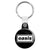 Oasis Bar Logo - Liam and Noel Gallagher Britpop Key Ring