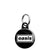 Oasis Bar Logo - Liam and Noel Gallagher Britpop Mini Keyring