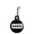 Oasis Bar Logo - Liam and Noel Gallagher Britpop Zipper Puller
