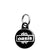 Oasis Splash Logo - Liam and Noel Gallagher Britpop Mini Keyring