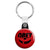 Obey Mickey Mouse Smiley Disney Logo - Key Ring