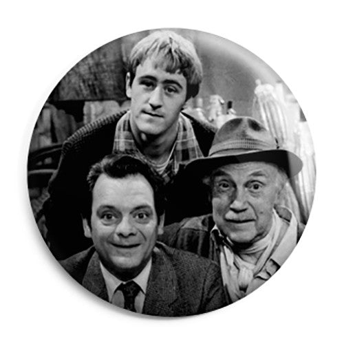 Only Fools and Horses - Grandad - BBC TV Comedy Pin Button Badge