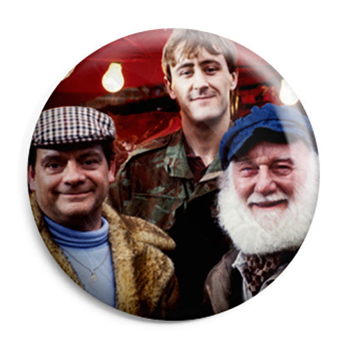 Only Fools and Horses - Uncle Albert - BBC TV Comedy Pin Button Badge