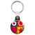 Paul Weller - Peter Blake Fed Perry Mod Logo Key Ring