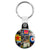 Paul Weller - Stanley Road Mod Album Key Ring