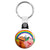 Rainbow - Kids Retro TV ITV Program - Key Ring
