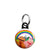 Rainbow - Kids Retro TV ITV Program - Mini Keyring
