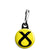 SNP Cross Logo - Scottish Political Election Zipper Puller