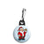 Santa Claus Cartoon Wave - Christmas Xmas Zipper Puller