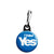 I Voted Yes - Scottish Independence - Zipper Puller