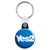 Yes 2 - Second Scottish Referendum - Key Ring