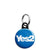 Yes 2 - Second Scottish Referendum - Mini Keyring