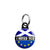 Scotland I Voted Yes - Remain to Stay Referendum - EU European Union Mini Keyring