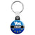 I Want Yes for EU and Independence - Scotland Remain to Stay Referendum - EU European Union Key Ring