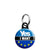 I Want Yes for EU and Independence - Scotland Remain to Stay Referendum - EU European Union Mini Keyring