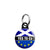 Scotland Yes To EU - Remain to Stay Referendum - EU European Union Mini Keyring