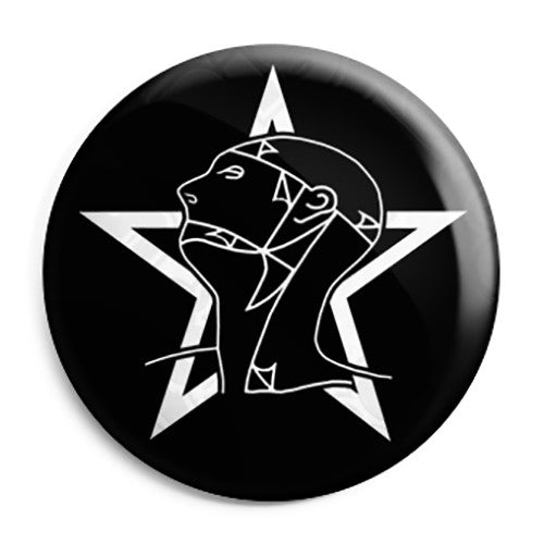 The Sisters of Mercy - Button Badge