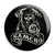 Sons of Anarchy - SAMCRO Reaper Button Badge