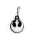 Star Wars - Rebel Alliance Logo Film Zipper Puller