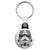 Star Wars - Stormtrooper Mexican Sugar Skull Key Ring