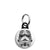 Star Wars - Stormtrooper Mexican Sugar Skull Mini Keyring