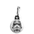 Star Wars - Stormtrooper Mexican Sugar Skull Zipper Puller