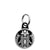 Starbucks Coffee Skull - Horror Mini Keyring