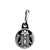 Starbucks Coffee Skull - Horror Zipper Puller