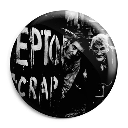 Steptoe and Son - TV Film Classic Comedy Pin Button Badge