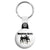 The Beastie Boys Photo - Def Jam Hip Hop Rap Key Ring