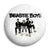 The Beastie Boys Photo - Def Jam Hip Hop Rap Button Badge