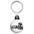 The Clash - Letter Logo - Punk Rock - Key Ring