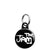 The Jam Logo - Mod Mini Keyring