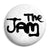 The Jam Logo - Mod Button Badge