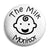 The Milk Monitor - Funny Retro School Award Button Badge