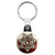 The Walking Dead - Ricks Bloody Police Cop Key Ring