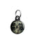 The Walking Dead TV Show - Don't Open Door Dead Inside Mini Keyring
